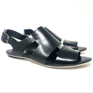 United Nude Kim Lo Leather Sandals in Black 40/8